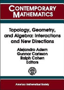 Topology, Geometry, and Algebra