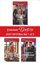 Harlequin Desire July 2019 - Box Set 1 of 2 Pdf/ePub eBook