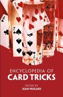 Encyclopedia of Card Tricks ebook