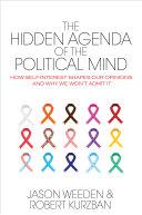 The Hidden Agenda of the Political Mind