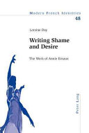 Writing Shame and Desire