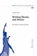 Pdf Writing Shame and Desire