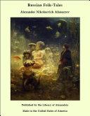 Russian Folk-Tales Pdf/ePub eBook