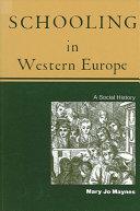 Schooling in Western Europe