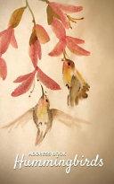Address Book Hummingbirds