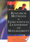 Research Methods In Educational Leadership And Management Book PDF