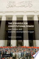 The Struggle For Constitutional Power