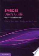 EMBOSS User's Guide