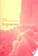 Forgiveness in Context