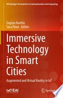 Immersive Technology in Smart Cities