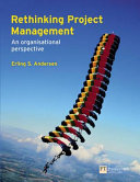 Cover of Rethinking Project Management