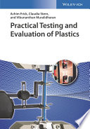 Practical Testing and Evaluation of Plastics Book