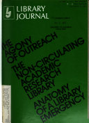 Library Journal ebook