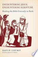 Encountering Jesus Encountering Scripture Book PDF