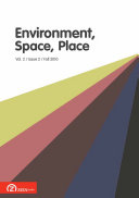 Environment, Space, Place - Volume 2, Issue 2 (Fall 2010)