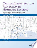 Critical Infrastructure Protection in Homeland Security Book
