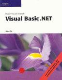 Programming with Microsoft Visual Basic  NET