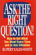 Ask the Right Question  Book