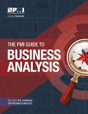 The PMI Guide to Business Analysis Pdf/ePub eBook