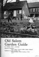 Old Salem Garden Guide