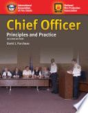 """""""Chief Officer: Principles and Practice"""" by David J. Purchase"""