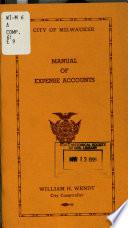 Manual of Expense Accounts