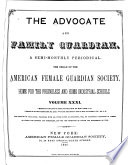 Advocate and Family Guardian Book
