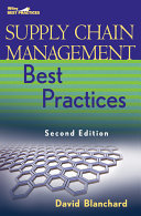 Supply Chain Management Best Practices