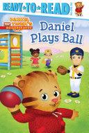 Daniel Plays Ball