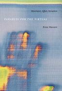 Parables for the Virtual Pdf/ePub eBook