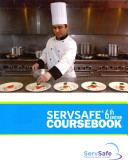 Servsafe Coursebook with Answer Sheet   Foodsafetyprep Powered by Servsafe    Access Card Package Book