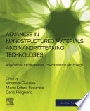 Advances in Nanostructured Materials and Nanopatterning Technologies