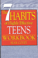 The 7 Habits of Highly Effective Teens Workbook Book