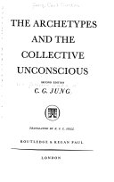 The Collected Works Of C G Jung Pt 1 The Archtypes And The Collective Unconscious