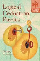 Logical Deduction Puzzles