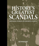 Cover of History's Greatest Scandals