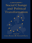 Social Change And Political Transformation