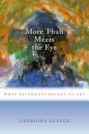 More than Meets the Eye Pdf/ePub eBook