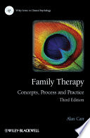 """""""Family Therapy: Concepts, Process and Practice"""" by Alan Carr"""
