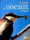 Encyclopédie des oiseaux d'Europe