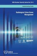 Radiological Crime Scene Management