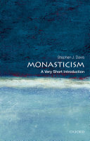 Monasticism  A Very Short Introduction