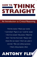 How to Think Straight Book