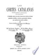 Las Córtes catalanas