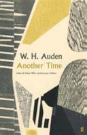 W. H. Auden Books, W. H. Auden poetry book