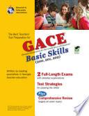 Best Teachers' Test Preparation for the Georgia GACE Basic Skills Test
