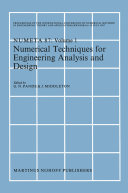 Numerical Techniques for Engineering Analysis and Design [Pdf/ePub] eBook
