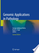 Genomic Applications in Pathology Book