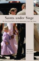 Pdf Saints Under Siege Telecharger