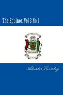 The Equinox Vol 3 No 1 Book